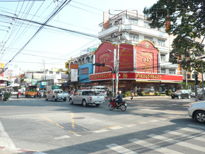 A photo of 2nd Rd - Central Pattaya Rd