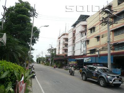 A photo of 3rd Rd - North Pattaya Rd