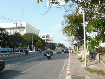 A photo of 3rd Rd - Central Pattaya Rd
