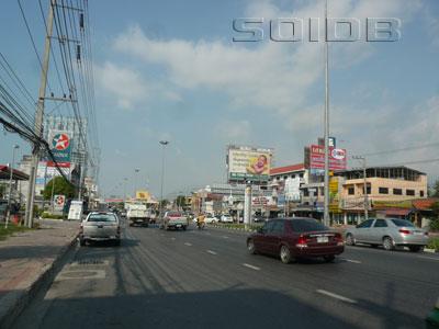 スクンビット通り-ノース・パタヤ・ロードの写真