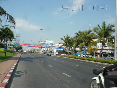 A photo of Sukhumvit Rd - Central Pattaya Rd