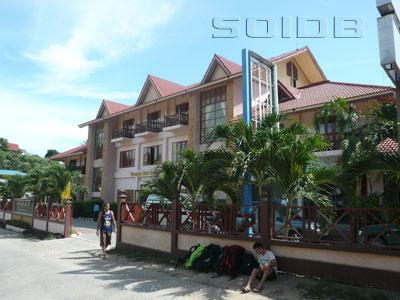 A photo of Best Western Phanganburi Resort
