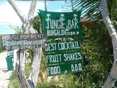 A photo of Jungle Bar & Bungalow