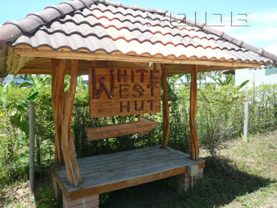 A photo of White West Hut