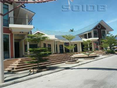 A photo of Phangan Centerpoint Hotel