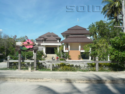 A photo of Baan Busaba Hotel