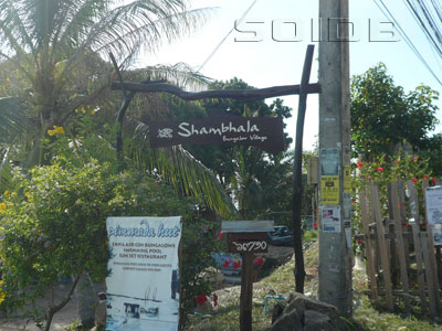 A photo of Shambhala Bungalow Village