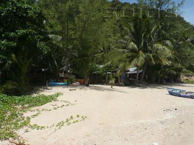 A photo of Mae Haad Cove