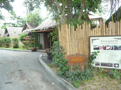 A photo of Baan Panburi Village