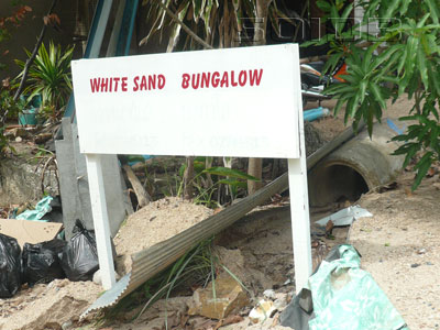 A photo of White Sand Bungalow