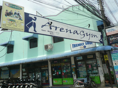 A photo of Arena Gym Room For Rent