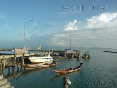 A photo of Baan Tai Pier