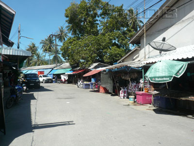 A photo of Market - Thongsala
