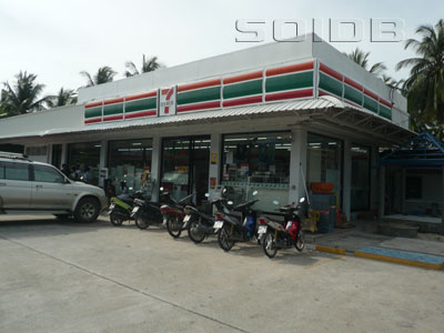 A photo of 7-Eleven - Baan Nai Suan