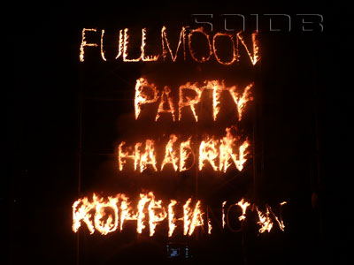 A photo of Full Moon Party