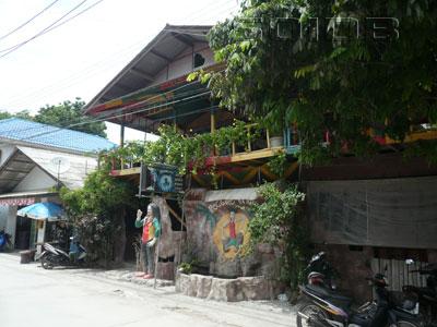 レゲエ・ハウスの写真