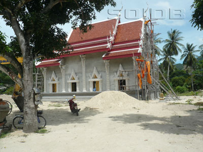 A photo of Wat Chaloklum