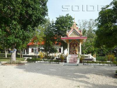 A photo of Wat Amphawan