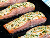 A thumbnail of ABC Restaurant (example): (6). Salmon Special