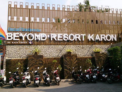 A photo of Beyond Resort Karon