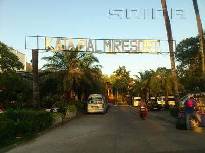 A photo of Kata Palm Resort & Spa