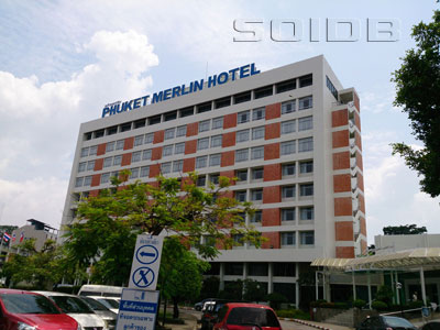 プーケット・メルリン・ホテルの写真