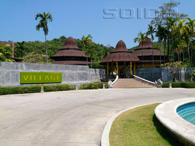 A photo of The Village Resort & Spa