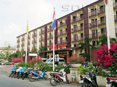 ホテル・イビス・プーケット・パトン・ホテルの写真