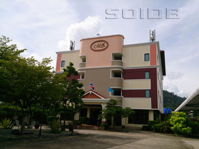 A photo of Mei Zhou Hotel