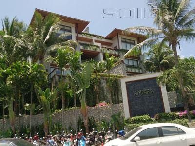A photo of Andara Resort Villas