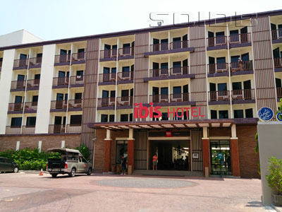 A photo of Hotel Ibis Phuket Kata Hotel