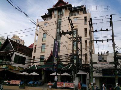 PSホテルの写真
