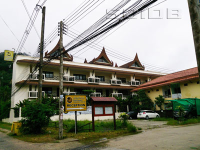A photo of Serenity Hotel & Residence