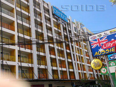A photo of Centra Ashlee Hotel Patong