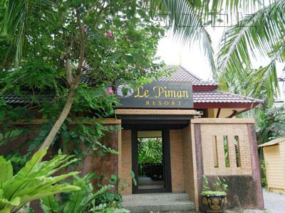 A photo of Le Piman Resort