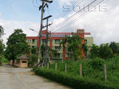 A photo of Phuket Ecozy Hotel
