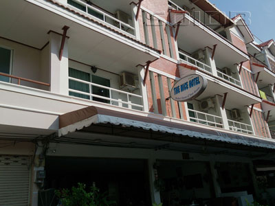 ภาพของ โรงแรมเดอะไนซ์