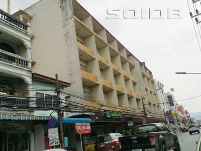 A photo of Thavorn Hotel