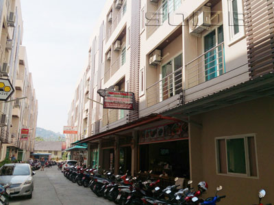 A photo of Panomporn Patong Place