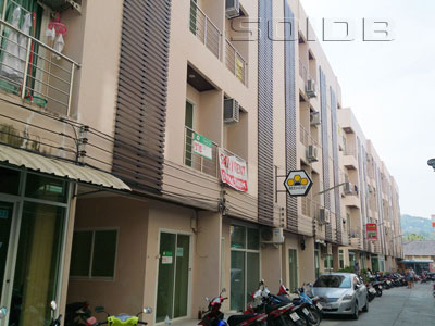 A photo of Beehive Patong Hostel