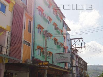 CCポーンティップ・ホテルの写真