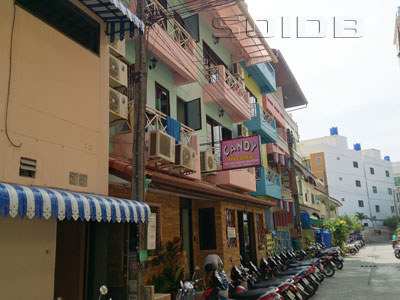 A photo of Candy House