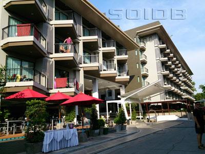A photo of The Charm Resort Phuket