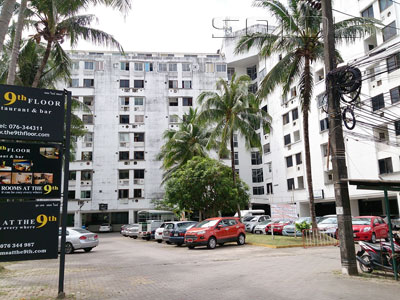 A photo of Patong Studio Apartments