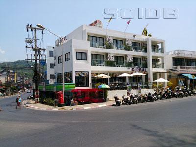 A photo of Coral Inn