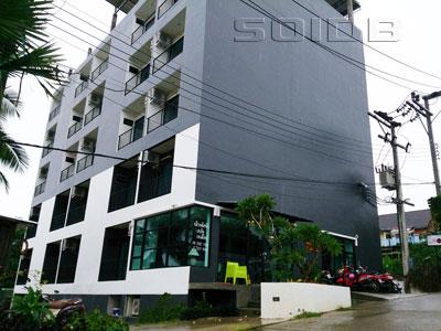 ザ・S-One・サービス・アパートメントの写真