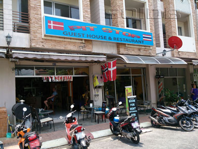 A photo of Pit Stop Guest House & Restaurant
