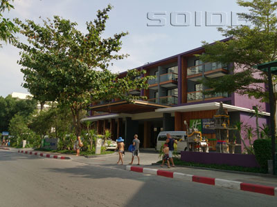 A photo of Holiday Inn Express Phuket Patong Beach Central