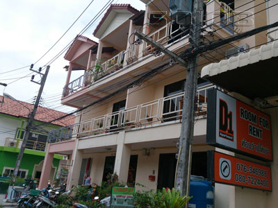 A photo of Tanapat Guesthouse
