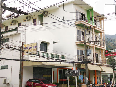 A photo of Boontham Apartment